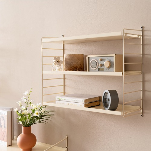 HEY 벽고정 시스템 mini 3 Layers Shelf